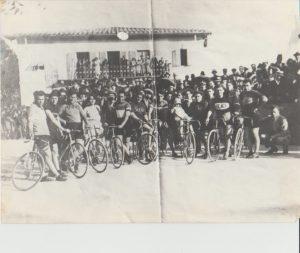 partecipanti giro delle mura orbetello
