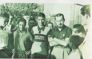 Zio Luigi con Italo Balbo