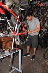 riparazioni bici orbetello